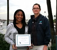 Aquarium of the Pacific Announces E'mon White as November 10th Anniversary Scholar