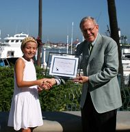 Aquarium of the Pacific Announces Johnnie Alexis Eagan As its First 10th Anniversary Scholar
