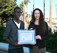 Aquarium of the Pacific Announces Simmie Sims as its October 10th Anniversary Scholar