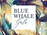 2018_Blue_Whale_Gala_Logo.jpg links to Aquarium Announces Ocean Conservation Award Recipients to Be Honored at Its Blue Whale Gala