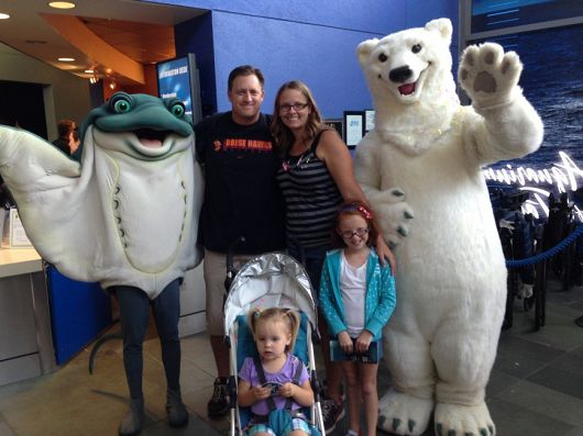 Aquarium Welcomes 20 Millionth Visitor
