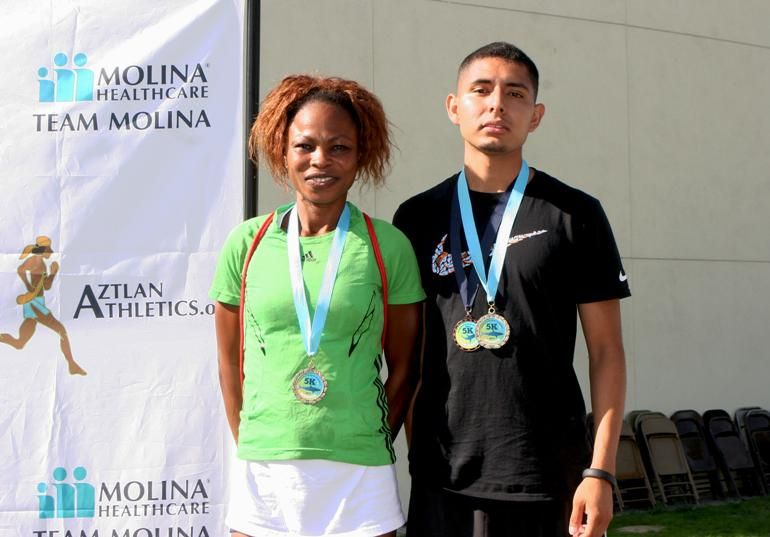 Aquarium Announces 5K Top Finishers