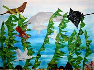 Aquarium Hosts Regional Ocean Art Contest for Coastal America