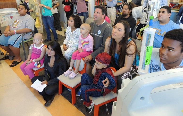 Aquarium Live Debuts at Miller Children's Hospital