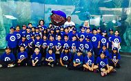 Dodger Foundation Funds Aquarium Visits for Students