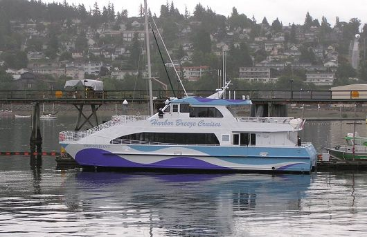 New Boat Added to Whale Watch Fleet