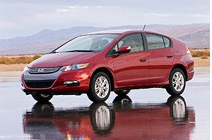Win a 2010 Honda Insight Hybrid (or $15,000 cash)!