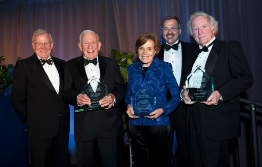 Ocean Conservation Awards Gala Honors Explorers