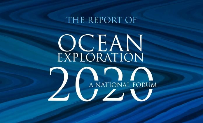 NOAA & Aquarium Release Ocean Exploration 2020 Report