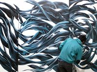 Aquarium to be Decorated with Mural During POW! WOW! Long Beach in July