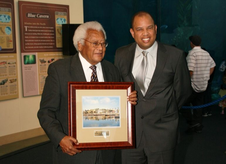 Heritage Award Honoree Worked with Dr. Martin Luther King Jr.