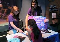 Academy program helps turn teens into future scientists