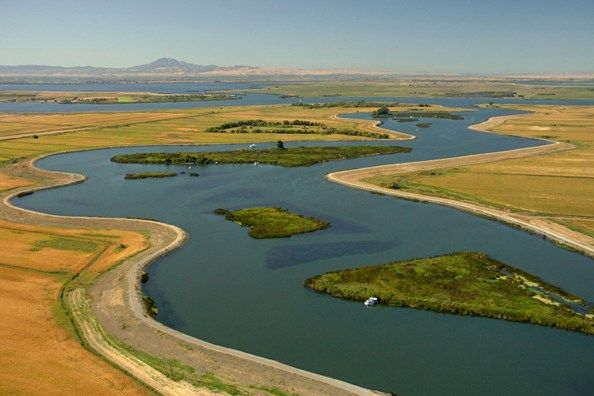 New Exhibit Will Examine Climate Change and California's Water Supply