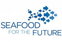 Seafood for the Future Logo links to Mariscos para el Futuro