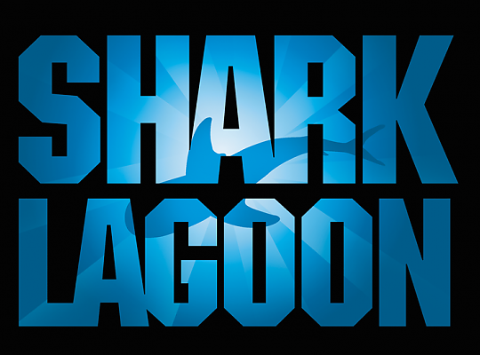 Shark Lagoon logo - slideshow