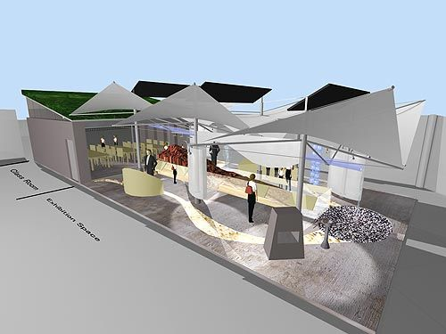 Aquarium of the Pacific Breaks Ground on Environmental Exhibition and Classroom