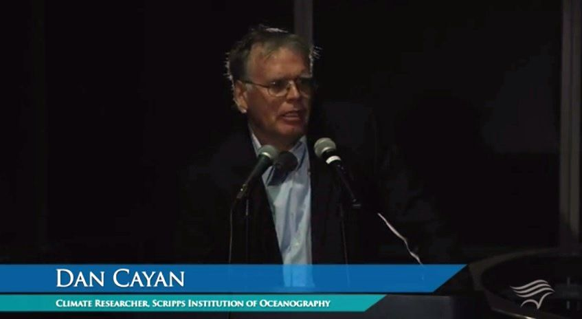 Dan Cayan webcast - lightbox