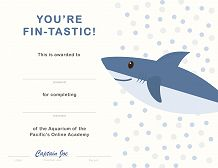 You're fintastic