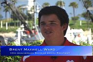 May Student Scholar: Brent Maxwell Ward