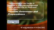 Tsunami Awareness and Preparedness