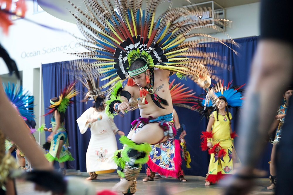 Baja Splash Aztec Dancers