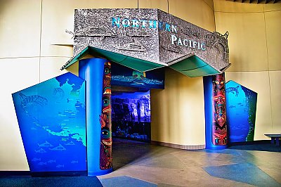 Northern Pacific Gallery entrance - thumbnail