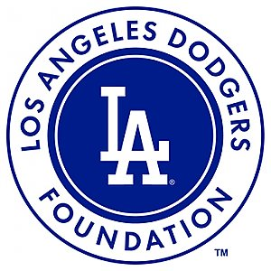 LA Dodgers Foundation logo