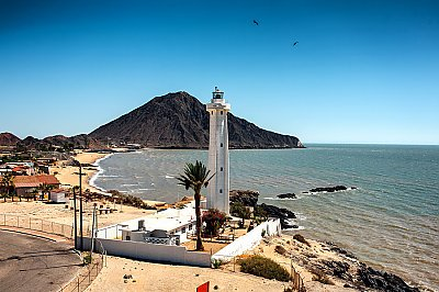 San Felipe lighthouse - thumbnail