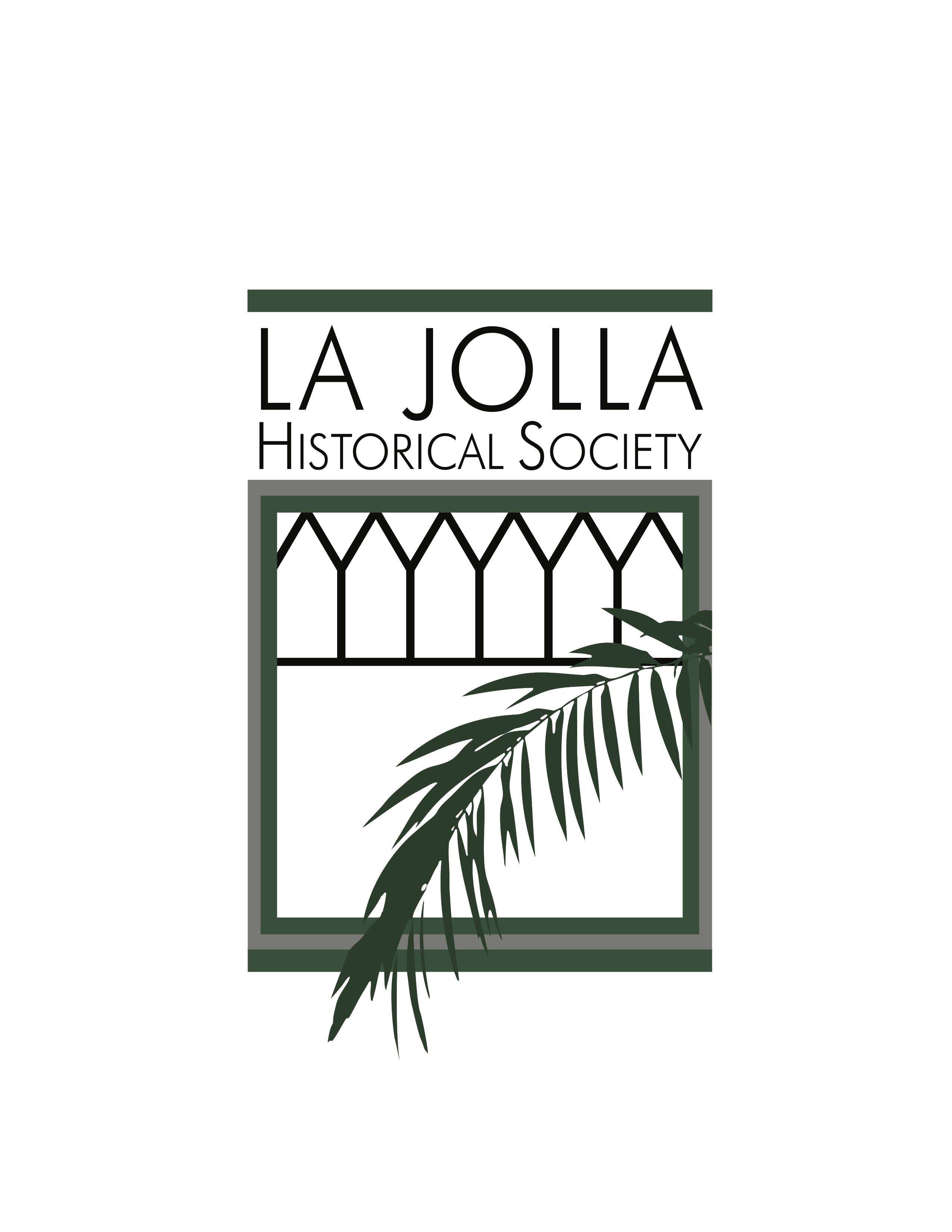 La Jolla Historical Society logo