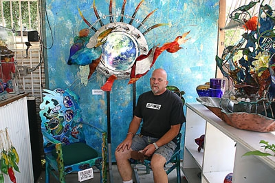 'Not Seen, Not Heard, But Felt' Sculpture Soon to Adorn Shark Lagoon