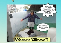 "Welcome to ""Olliewood"" - The Comic"