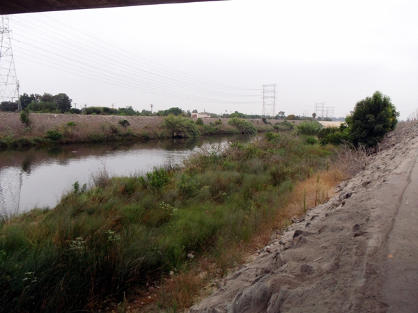 FROM SEA TO CEMENT-A Walk Along The San Gabriel River