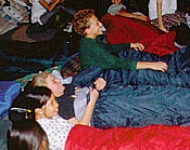 3rd-6th Grade Sleepovers