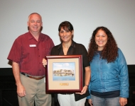 Aquarium Honors WWF Mexico for Work in the Gulf of California