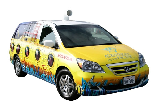 Yellow Submarine Donated by Honda
