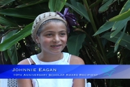 August Student Scholar : Johnnie Alexis Eagan