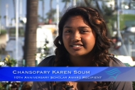 March Student Scholar: Chansopary Karen Soum