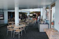 Cafe Scuba Interior